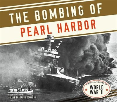 Bombing Of Pearl Harbor by Sue Bradford Edwards