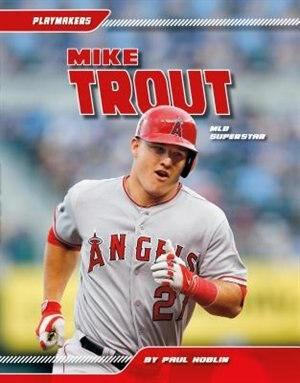 Mike Trout:Mlb Superstar by Paul Hoblin