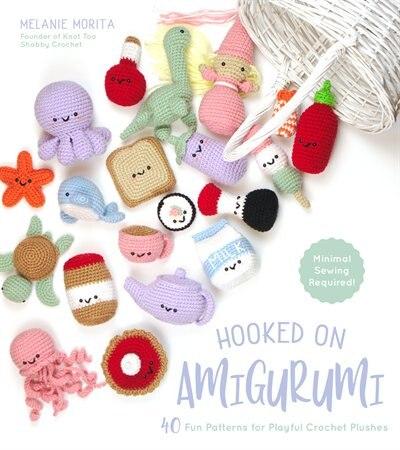 A[mi]dorable Crochet: Magical Amigurumi Toys Book Review and Giveaway! | 614x546