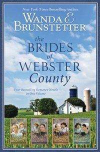 The Brides of Webster County: 4-in-1 by Wanda E. Brunstetter
