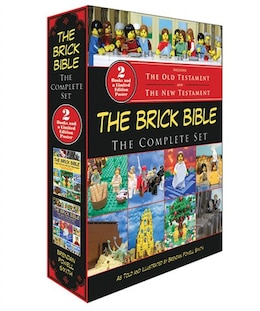 Book The Brick Bible: The Complete Set by Brendan Powe Smith
