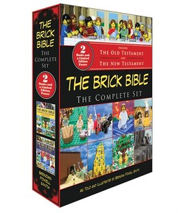 Book The Brick Bible: The Complete Set by Brendan Powell Smith