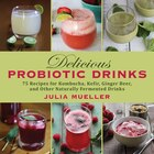 Delicious Probiotic Drinks: 75 Recipes for Kombucha, Kefir, Ginger Beer, and Other Naturally…