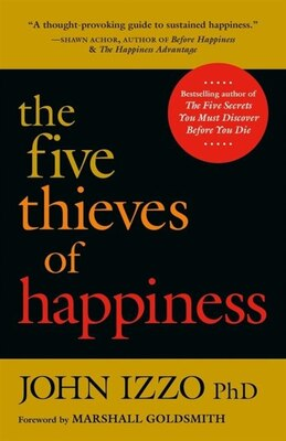 Book The Five Thieves Of Happiness by John Izzo