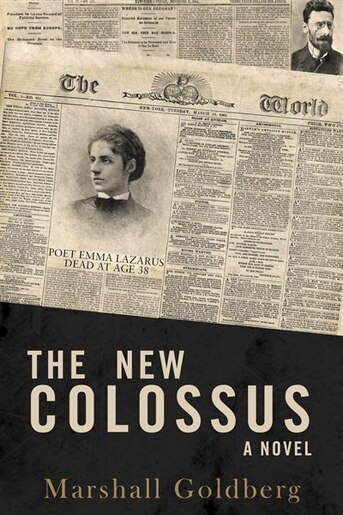The New Colossus by Marshall Goldberg