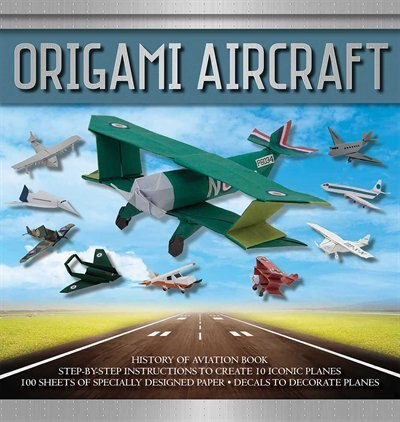 Origami Aircraft by Jason Ku