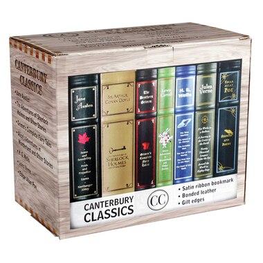 Canterbury Classics Box Set by Sir Arthur Conan Doyle