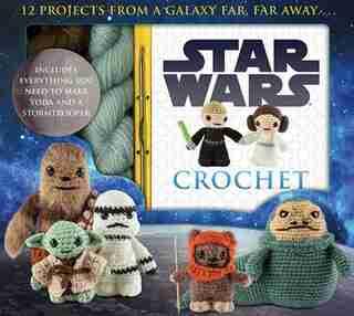 Star Wars Crochet by Lucy Collin