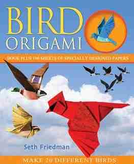Bird Origami by Seth Friedman