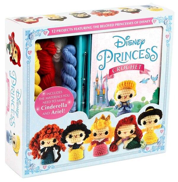 Disney Princess Crochet by Jessica Ward