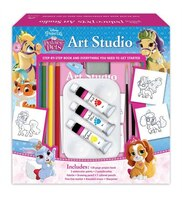Disney Palace Pets Art Studio