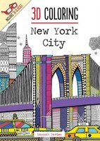 3d Coloring New York City