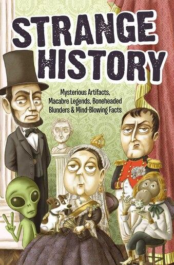 Strange History by Bathroom Readers' Institute
