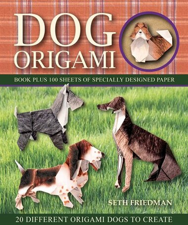 Dog Origami by Seth Friedman
