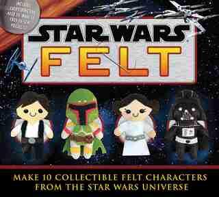 Star Wars Felt by Aimee Ray