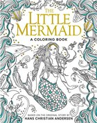 Little Mermaid: A Coloring Book