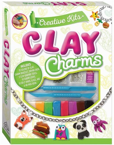 Creative Kits: Clay Charms by Jaclyn Crupi