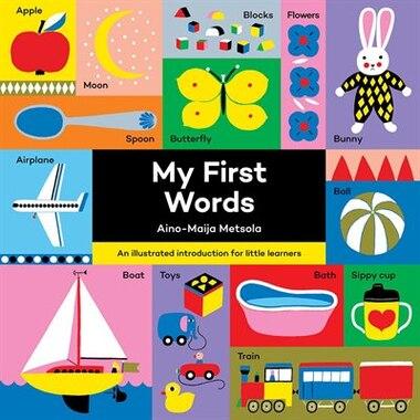 My First Words by Aino-maija Metsola