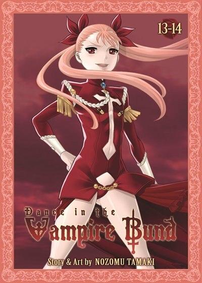 Dance in the Vampire Bund Omnibus 5 by Nozomu Tamaki