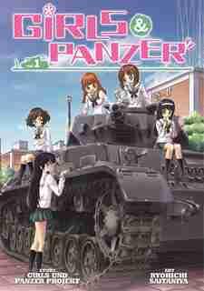 Girls Und Panzer Vol. 1 by Ryouichi Girls Und Panzer Projekt