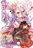 No Game, No Life Vol. 1 (manga Edition)