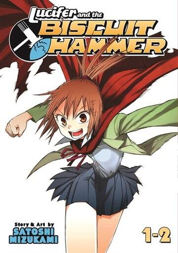 Lucifer and the Biscuit Hammer Vol. 1-2 by Satoshi Mizukami