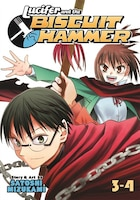 Lucifer And The Biscuit Hammer Vol. 3-4