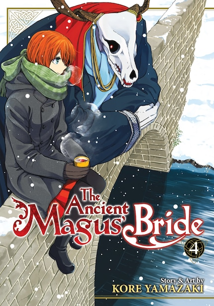 The Ancient Magus' Bride Vol. 4 by Kore Yamazaki