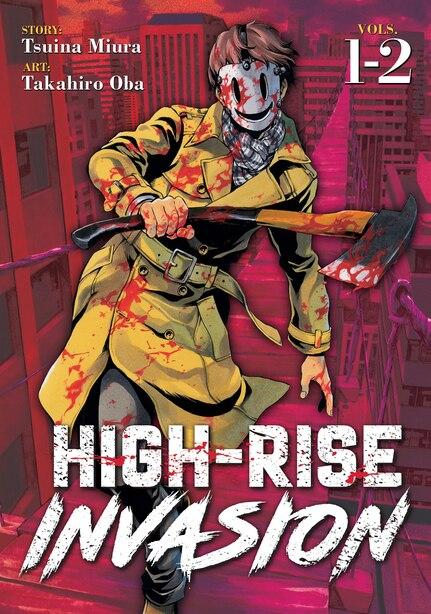 High-rise Invasion Vol. 1-2 by Tsuina Miura