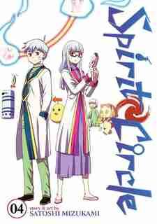 Spirit Circle Vol. 4 by Satoshi Mizukami