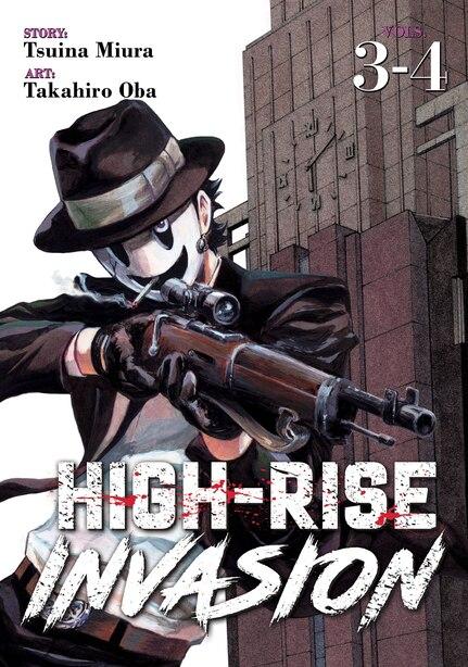 High-rise Invasion Vol. 3-4 by Tsuina Miura