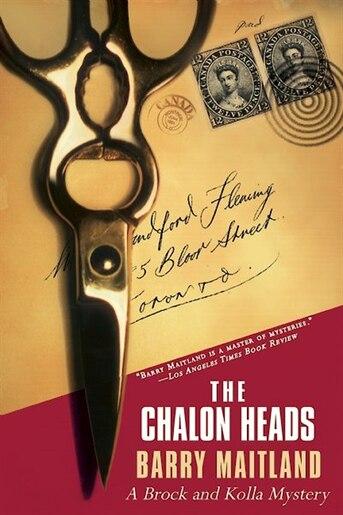 The Chalon Heads: A Brock and Kolla Mystery de Barry Maitland