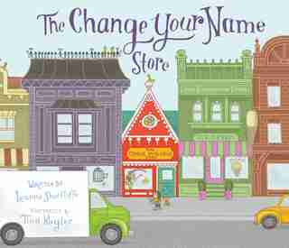 The Change Your Name Store by Leanne Shirtliffe