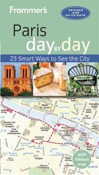 Book Frommer's Paris day by day by Anna E. Brooke