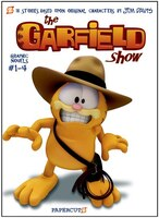 The Garfield Show Boxed Set: Vol. #1-4