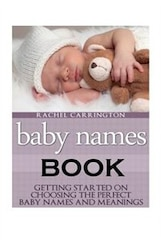 Baby Name Book In All Shops