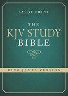 The Kjv Study Bible - Large Print