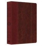 The Kjv Study Bible - Lg Print (dicarta)