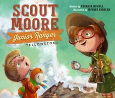 Scout Moore, Junior Ranger: Yellowstone