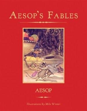 Aesop's Fables by Milo Aesop