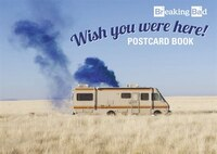 Breaking Bad - Wish You Were Here! Postcard Book