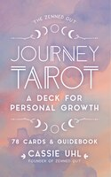 The Zenned Out Journey Tarot Kit: A Tarot Card Deck And Guidebook For Personal Growth