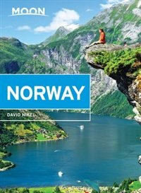 Moon Norway by David Nikel