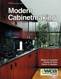 Modern Cabinetmaking Workbook