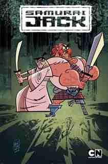 Samurai Jack Volume 2: The Scotsman's Curse by Jim Zub