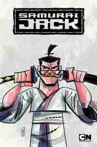 Samurai Jack Volume 3: Quest For The Broken Blade by Jim Zub