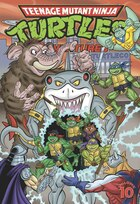 Teenage Mutant Ninja Turtles Adventures Volume 10