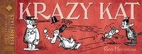Loac Essentials Presents King Features Volume 1: Krazy Kat 1934: Krazy Kat 1934