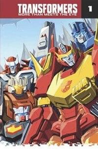 Transformers: More Than Meets The Eye Box Set