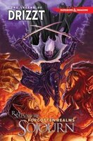 Dungeons & Dragons: The Legend Of Drizzt Volume 3 - Sojourn